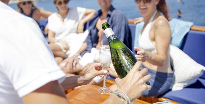 falcao uno events, private yacht parties, wedding receptions, incentives, dinners