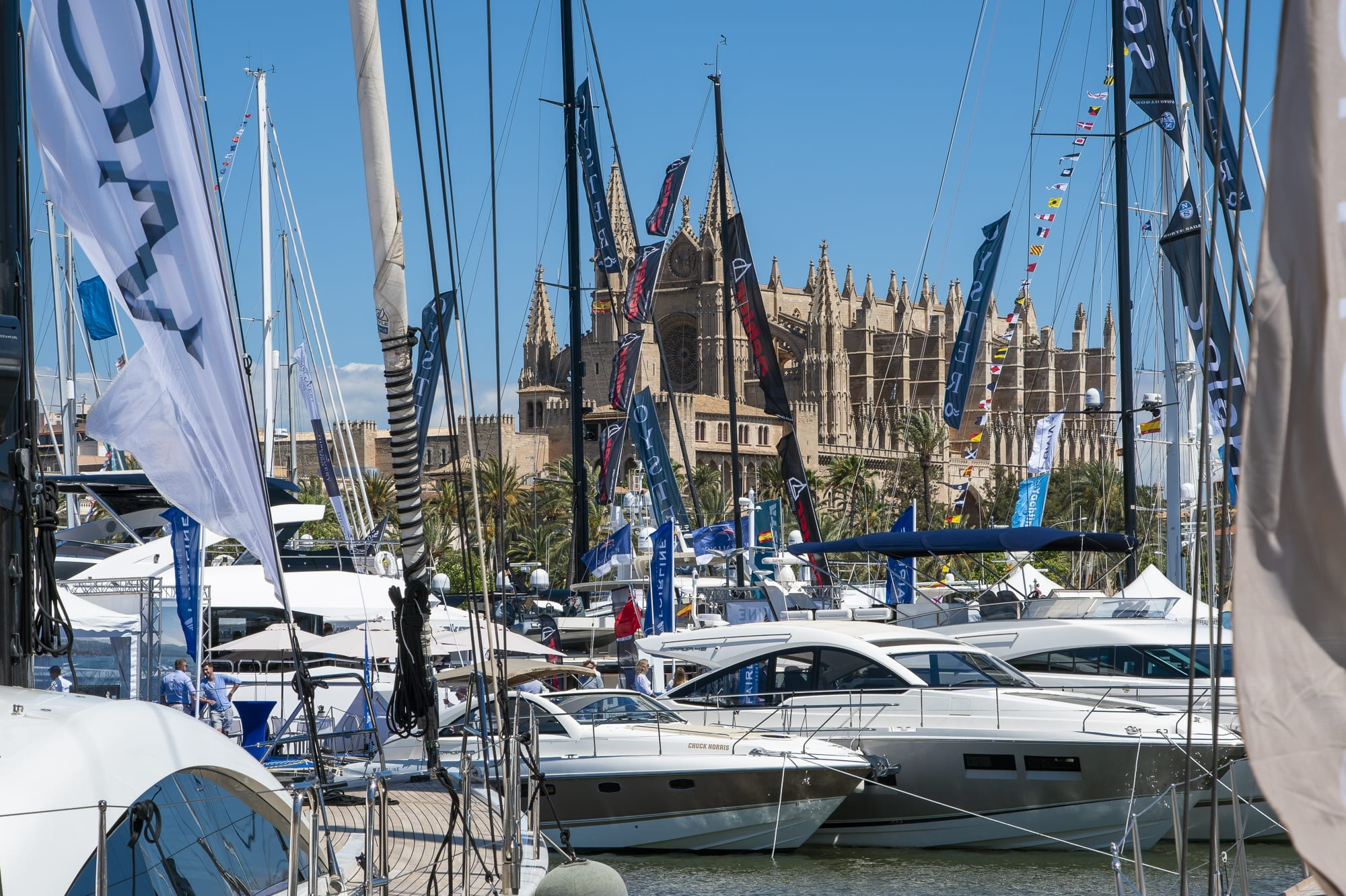 palma international boat show, The Balearic Marine Cluster strengthening the future of the Palma Boat Show, Yachts & Property