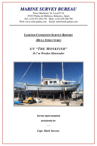 Monkfish - Survey Report-1-1